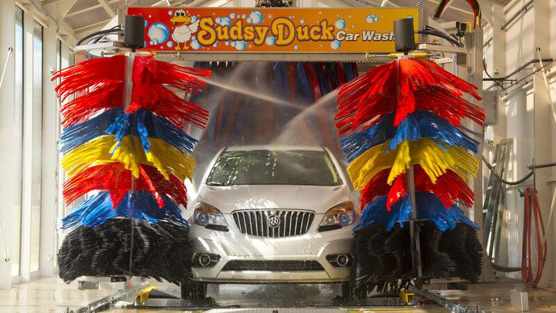 car wash photo Texas AUTEC soft touch