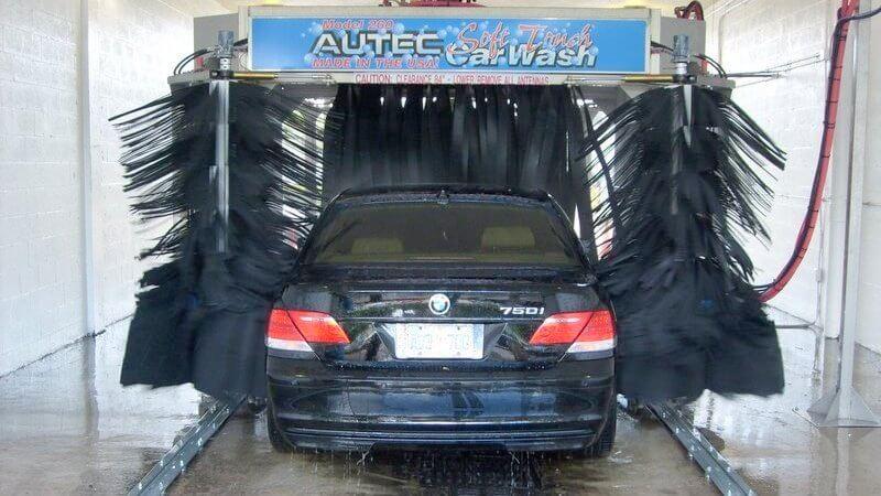 car wash photos Texas auto dealer soft touch
