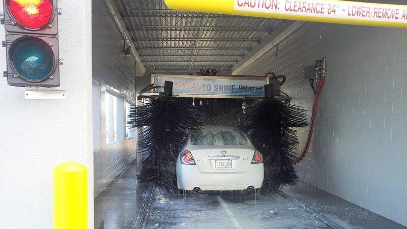 car wash photos Texas auto dealer soft touch Lexus