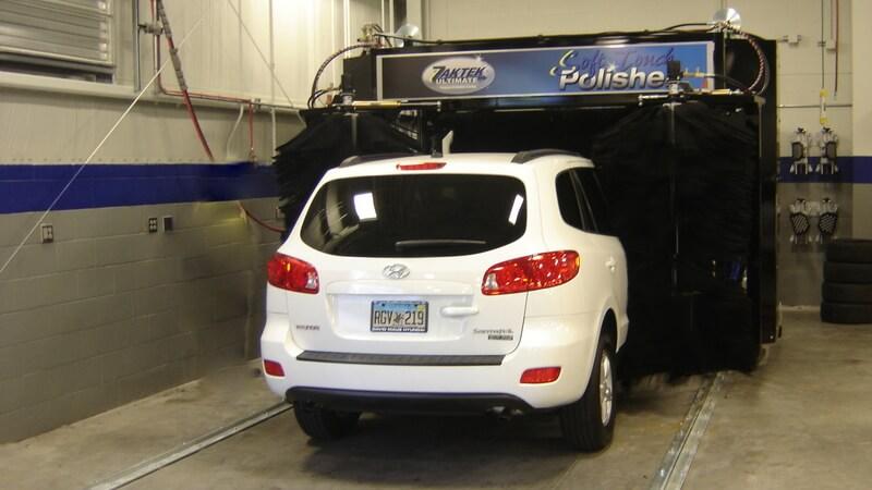 car wash photo Texas auto dealer polisher