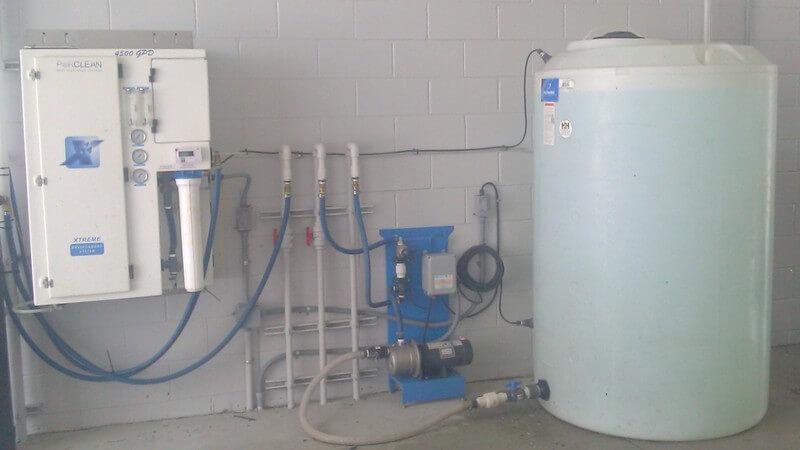 car wash photos Texas reverse osmosis auto dealer enclosure