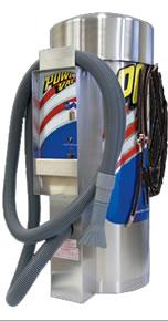 IVS 2400 vacuum texas car wash equipment