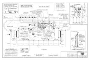 texas car wash equipment layout drawing 2